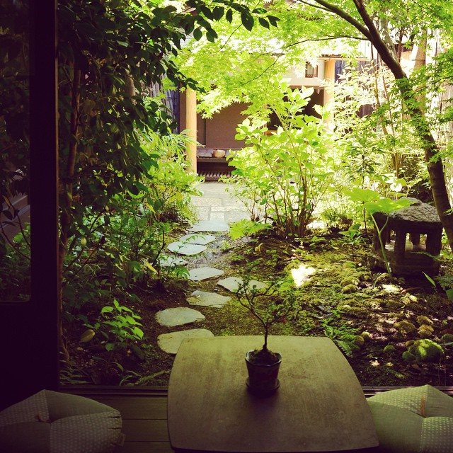 京都のおしゃれなゲストハウス※写真