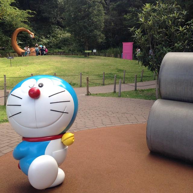 ドラえもんに会いに行こう!藤子・F・不二雄ミュージアム徹底ガイド!