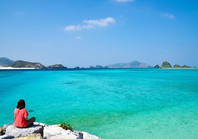 世界が恋する海・沖縄慶良間諸島!世界一の海は日本にある!