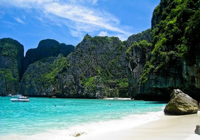 【とっておきの秘境】白い砂が美しすぎるタイのビーチ5選!