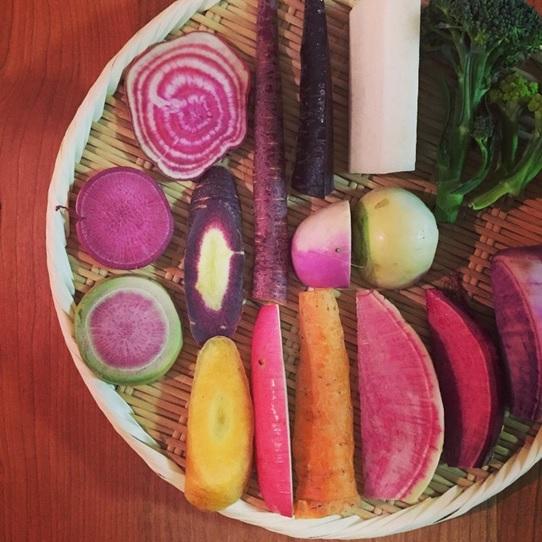地産地消!今、話題の鎌倉野菜を食べに行こう!