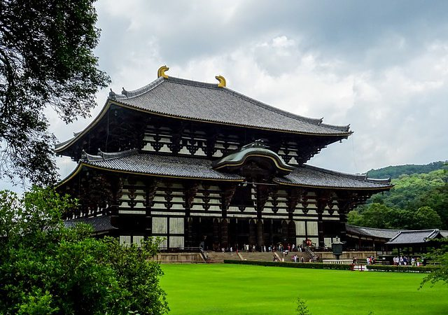 【仏閣女子必見!】奈良で御朱印がもらえるスポット寺社仏閣4選!