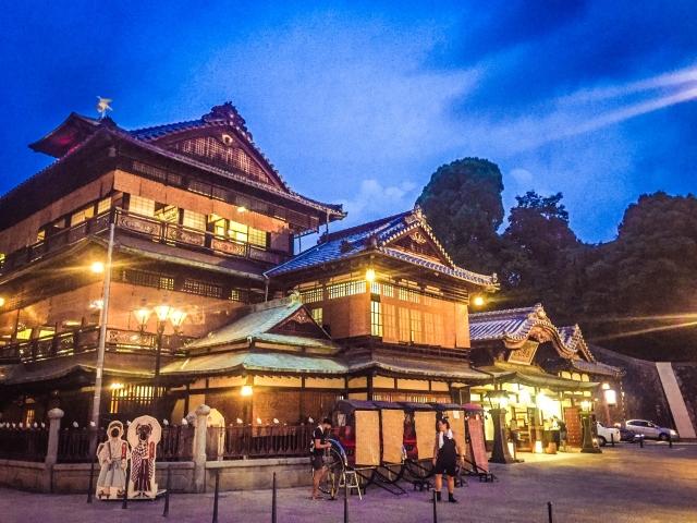 日本最古の温泉を満喫!道後温泉のおすすめ宿3選